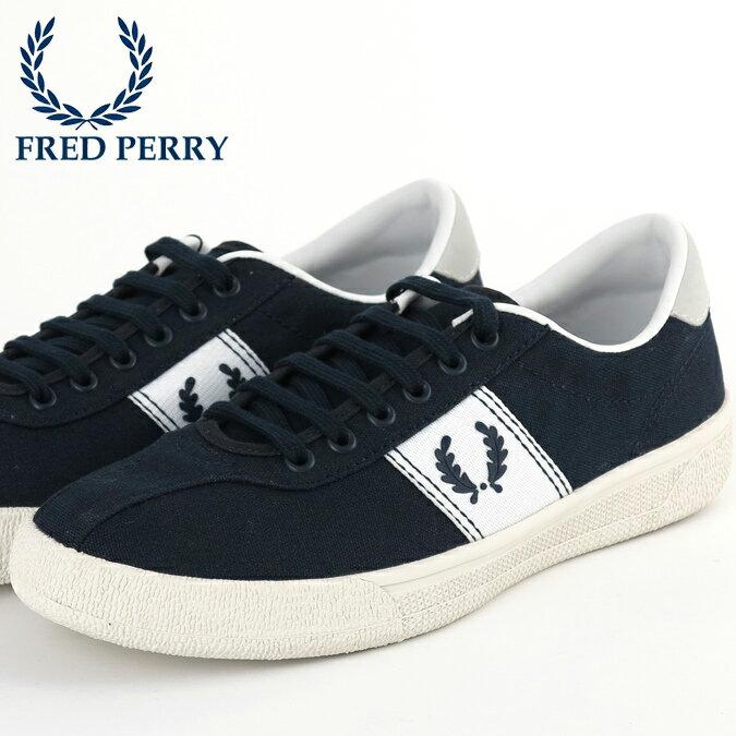 40%OFF SALE セール フレッドペリー Fred Perry スニーカー シューズ スポーツ オーセンティック テニス ネイビー 紺 メンズ 靴 プレゼント ギフト