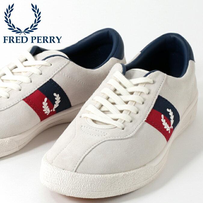 フレッドペリー Fred Perry シューズ スニーカー テニスシューズ オーセンティック テニス 17AW 新作 スノーホワイト メンズ プレゼント ギフト
