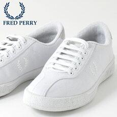 フレッドペリーFredPerryシューズスニーカーキャンバス17AW新作ホワイトテニスシューズスポーツウェアメンズプレゼントギフト