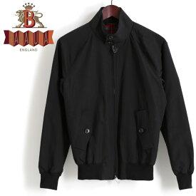 バラクータ G9 オリジナル ハリントンジャケット ブラック 英国製 メンズ リブ ブルゾン 上着 ギフト