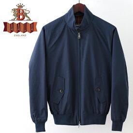 バラクータ G9 オリジナル ハリントンジャケット ネイビー 英国製 メンズ リブ スイングトップ ブルゾン 上着