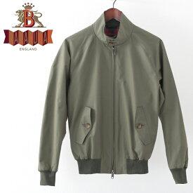 バラクータ G9 オリジナル ハリントンジャケット アーミー 英国製 メンズ 20SS 新作 リブ スイングトップ ブルゾン 上着