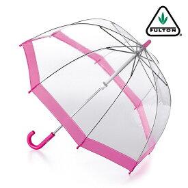 SALE セール フルトン FULTON 傘 小型 キッズ ミニ アンブレラ 子供用 ピンク 正規 かさ プレゼント ギフト