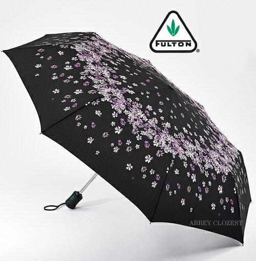 フルトン FULTON 傘 レディース Open&Close 折り畳み傘 女性用 ワンタッチ ジャンプ傘 正規 かさ Raining Bloom レイニングブルーム プレゼント ギフト