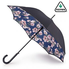 FULTON 傘 レディース ブルームズベリー ブルーミング マーベラス フルトン bloomsbury 長傘 花柄 かさ プレゼント ギフト
