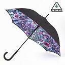 フルトン FULTON 傘 レディース Bloomsbury 長傘 女性用 正規 かさ フローラルヘイズ プレゼント ギフト ジャンプ傘