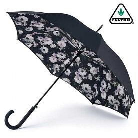 フルトン FULTON 傘 レディース モノ ブーケ Bloomsbury 花柄 長傘 女性用 正規 かさ プレゼント ギフト
