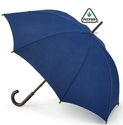 フルトン FULTON 傘 アンブレラ Kensington 長傘 女性用 ミッドナイト無地 レディース プレゼント ギフト