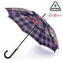 SALE セール キャスキッドソン 傘 ブラック フレストン チェック FULTON × Cath Kidston フルトン レディース Blooms…