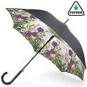 FULTON 傘 レディース ブルームズベリー ガーデングロウ フルトン bloomsbury 長傘 かさ プレゼント ギフト