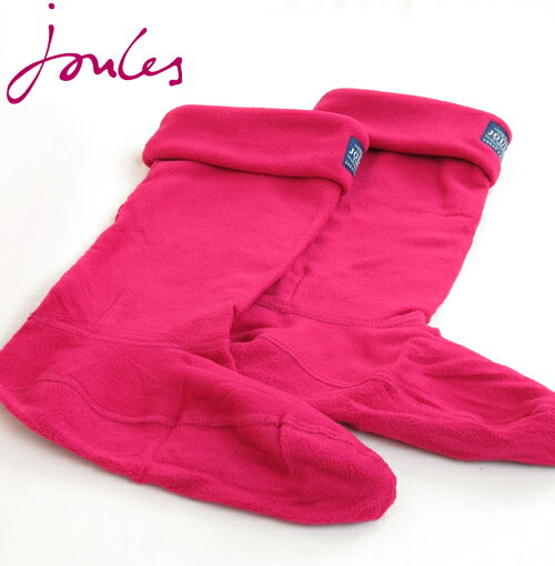 40%OFF SALE セール Joules 長靴用 ソックス 靴下 フリース 【送料無料】 レディース プレゼント ギフト