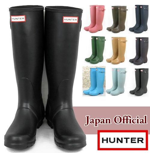 Fセール ハンター HUNTER レインブーツ 国内正規品 17色 長靴 長ぐつ オリジナルトール Original Tall レディース メンズ