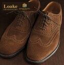 セール SALE Loake England ローク 革靴 メンズ ブローグシューズ G 4E 202 ギフト