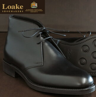 Loake England roque leather shoes men chukka boots F 3E KEMPTON gift