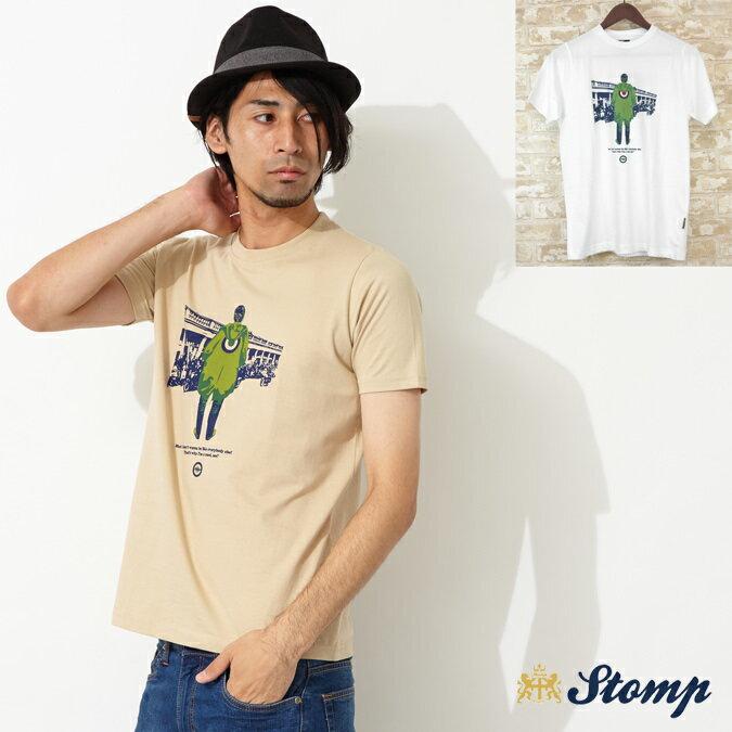 セール ストンプ Stomp Tシャツ ターゲットマーク I'm A Mod 2色 メンズ プレゼント ギフト 父の日
