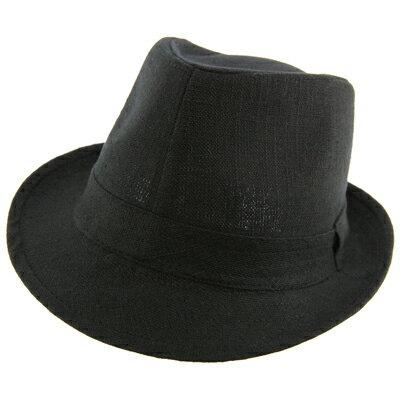 ATLANTIS アトランティス ハット 帽子 メンズ 【送料無料】 HIPHOP NERO ブラック Black UK モッズ インディーズ Hat コットン hi58nr プレゼント ギフト