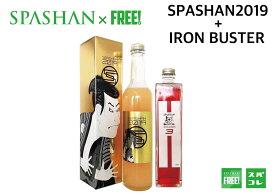 SPASHAN スパシャン2019 と アイアンバスター3 セット SPASHAN スパシャン ガラスコーティング カーシャンプー 洗車 カーケア コーティング剤 鉄粉取り