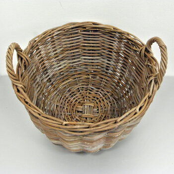[692-868]MaisonPederreyバスケットラウンドkubu小