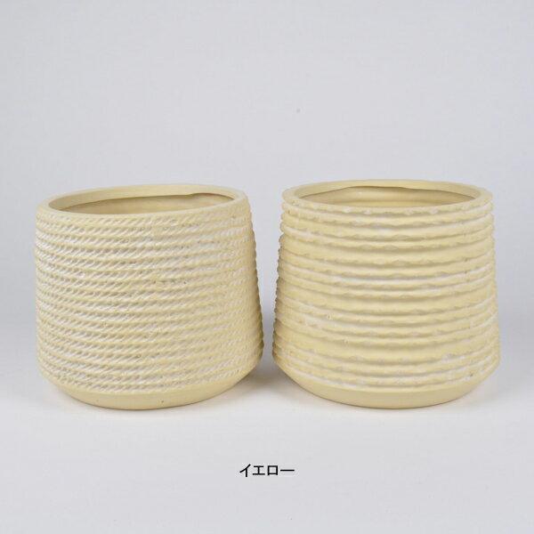 D&M(ディーアンドエム) キン ビッグオーキッドポット D19 植木鉢/鉢カバー AAR4393