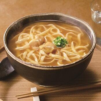 IZAMESHI(イザメシ)鶏南蛮カレーうどん(長期保存食/3年保存/麺)