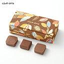 【公式】クラブハリエ【ショコラアソート カカオミルク】バレンタイン チョコレート ボンボンショコラ たねや CLUBHA…