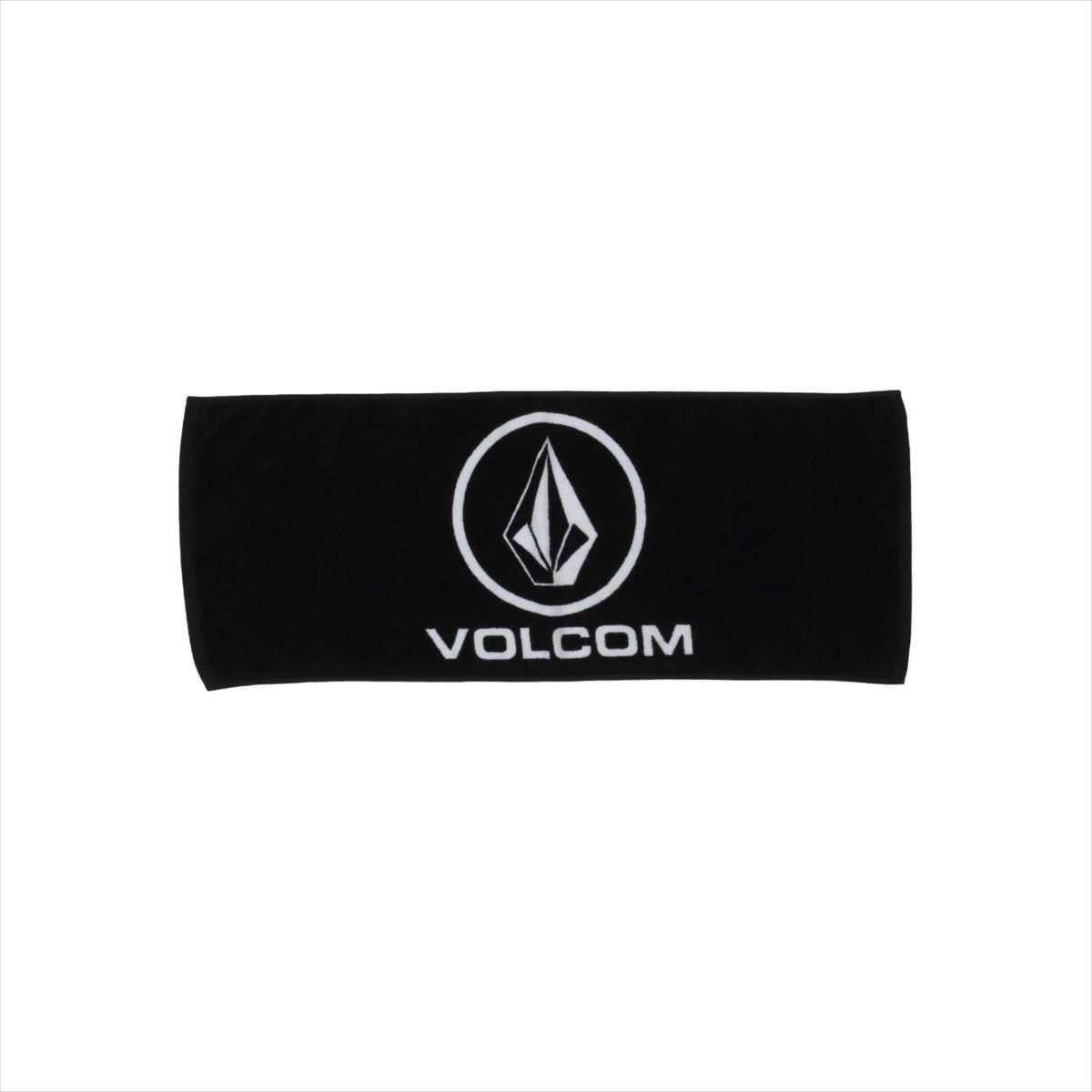 VOLCOM タオル/ボルコム タオル/VOLCOM フェイスタオル/ボルコム フェイスタオル/16-17 FADE STONE FACE TOWEL/D72216JB