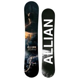 19-20 ALLIAN NIRVANA/19-20 アライアン NIRVANA/ALLIAN 19-20/ALLIAN NIRVANA 19 20/ALLIAN ボード/アライアン スノーボード/151 154/2019-2020