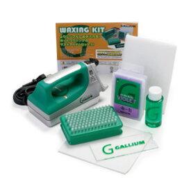 GALLIUM ワクシングKIT ガリウム ガリウム ワックス スノーボード チューンナップ スノーボード ワックス セット JB0008