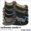 crocs【クロックス メンズ】Swiftwater Sandal m/スイフトウォーター※※ サンダル メンズ