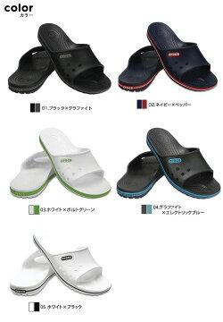 crocs【クロックス】Crocband2.0Slide/クロックバンド2.0スライド※※