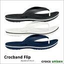 crocs【クロックス】Crocband Flip / クロックバンド フリップ ※※ ビーチサンダル ビーサン サンダル メンズ レディース