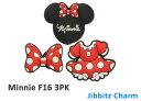 【2,000円Offクーポン】CROCS【クロックス】Minnie F16 3PK/ ミ二ーマウス 3パック|シューチャーム ディズニー