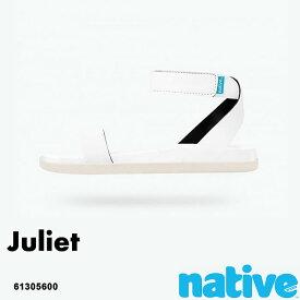 ・ネイティブ《ユニセックス》/ NATIVE/Juliet/ ジュリエット/ シェルホワイト×ボーンホワイト|
