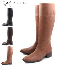 ing PLUS+ イングプラス ロングブーツ ジョッキーブーツ ing5006 IPS5006 ING5006 IPTF95006 靴