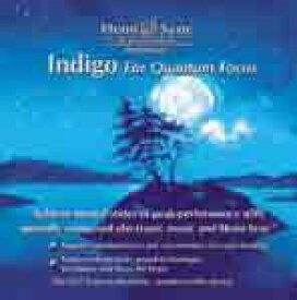 【クーポン対象】 ヘミシンクCD Indigo For Quantum Focus (インディゴ) 【正規品】  ※ 音楽療法CD Hemi-Sync モンロープロダクツ