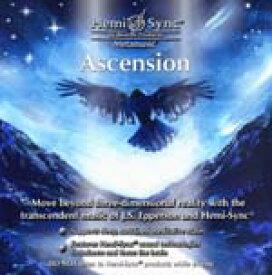 【クーポン対象】 ヘミシンクCD Ascension (アセンション) 【正規品】  ※ 音楽療法CD Hemi-Sync モンロープロダクツ