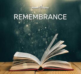 【クーポン対象】 ヘミシンクCD Remembrance (リメンバランス) 【正規品】  ※ 音楽療法CD Hemi-Sync モンロープロダクツ