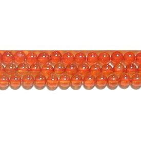【クーポン対象】 カーネリアン 丸玉 2mm A  ※ 天然石 天然石ビーズ パワーストーン 1粒売り バラ売り 1玉販売