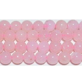 【クーポン対象】 ピンクオパール 丸玉 4mm A  ※ 天然石 天然石ビーズ パワーストーン 1粒売り バラ売り 1玉販売