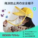 ウイルス対策 ハット 飛沫防止マスク 漁師帽 帽子 pm2.5花粉症対策 花粉飛沫ガード 感染予防 UV フェイスカバー つば…