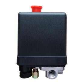 cmy select エアーコンプレッサー 圧力スイッチ 4ポート or 1ポート 修理 交換 プレッシャースイッチ