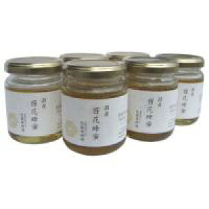 【代引不可】近藤養蜂場 国産百花蜂蜜 140g×6個セット「他の商品と同梱不可/北海道、沖縄、離島別途送料」