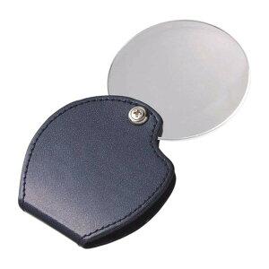 ポケットルーペ IHL-3126-BU Z70015「他の商品と同梱不可/北海道、沖縄、離島別途送料」