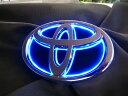 ■Junack ジュナック LEDトランスエンブレム フロント LTE-T9S