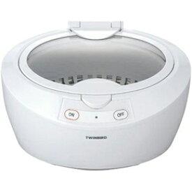 ☆ツインバード 超音波洗浄機 ホワイト EC-4518W