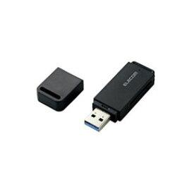 ☆エレコム USB3.0高速メモリカードリーダ(スティックタイプ) MR3-D013SBK