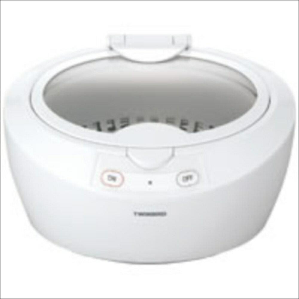 TWINBIRD ツインバード 超音波洗浄器 EC-4518W ホワイト