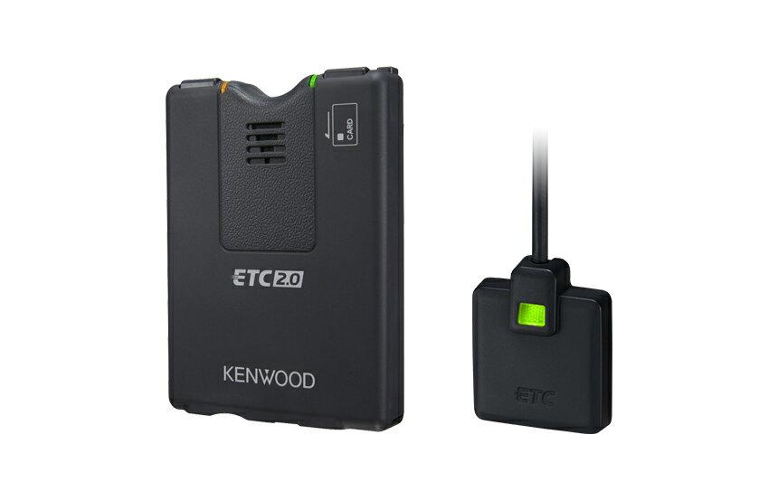 KENWOOD ケンウッド カーナビ連動型 ETC2.0車載器 ETC-N3000<セットアップなし>