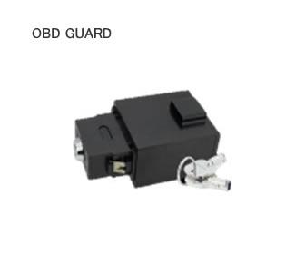 カーセキュリティ OBD ガード ブラック MPDFS-01B