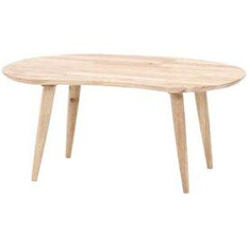 <欠品 未定>☆不二貿易 Natural Signature センターテーブル MAME FBC37003